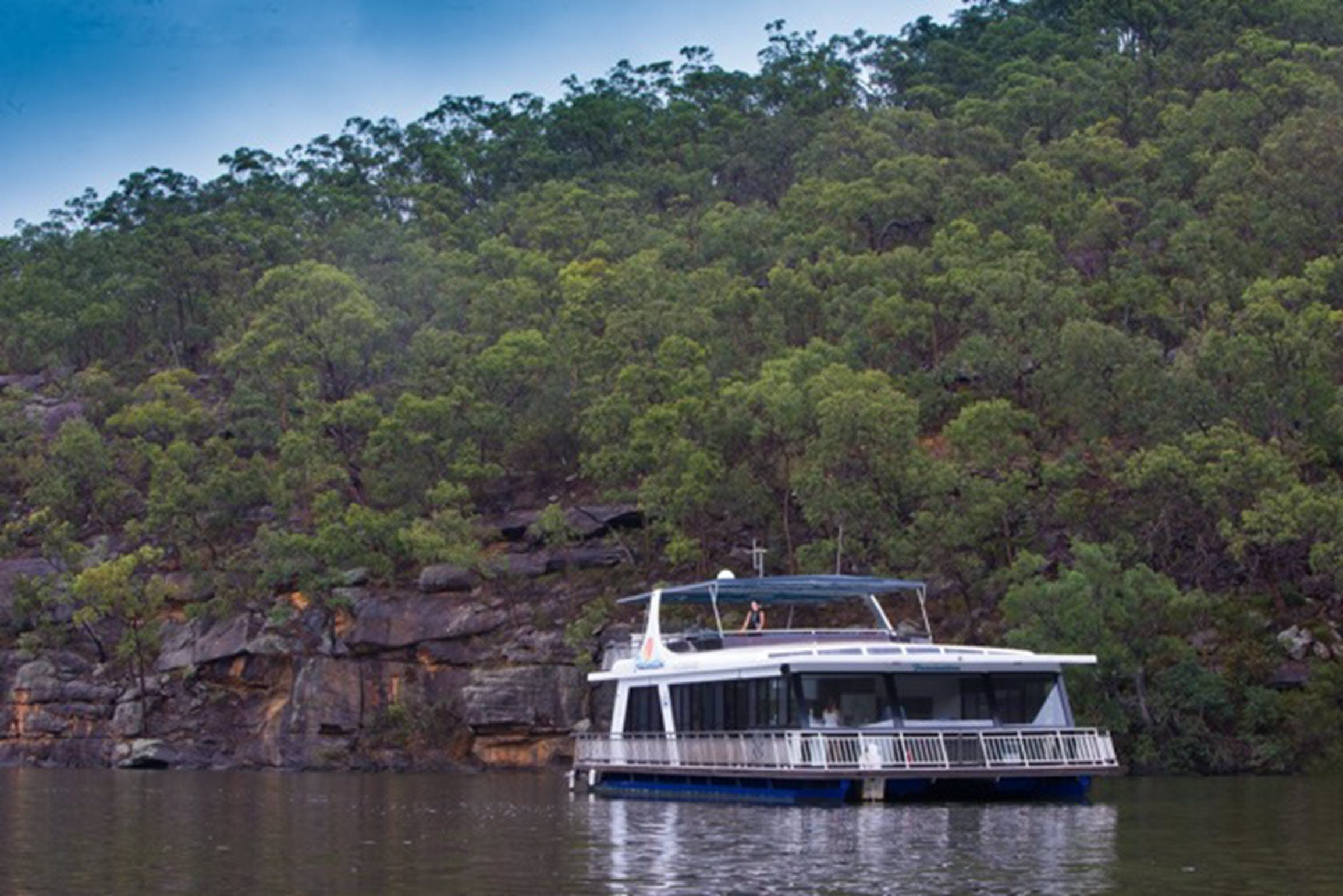 Able Hawkesbury River Houseboats - Kayaks and Dayboats - Accommodation Port Macquarie