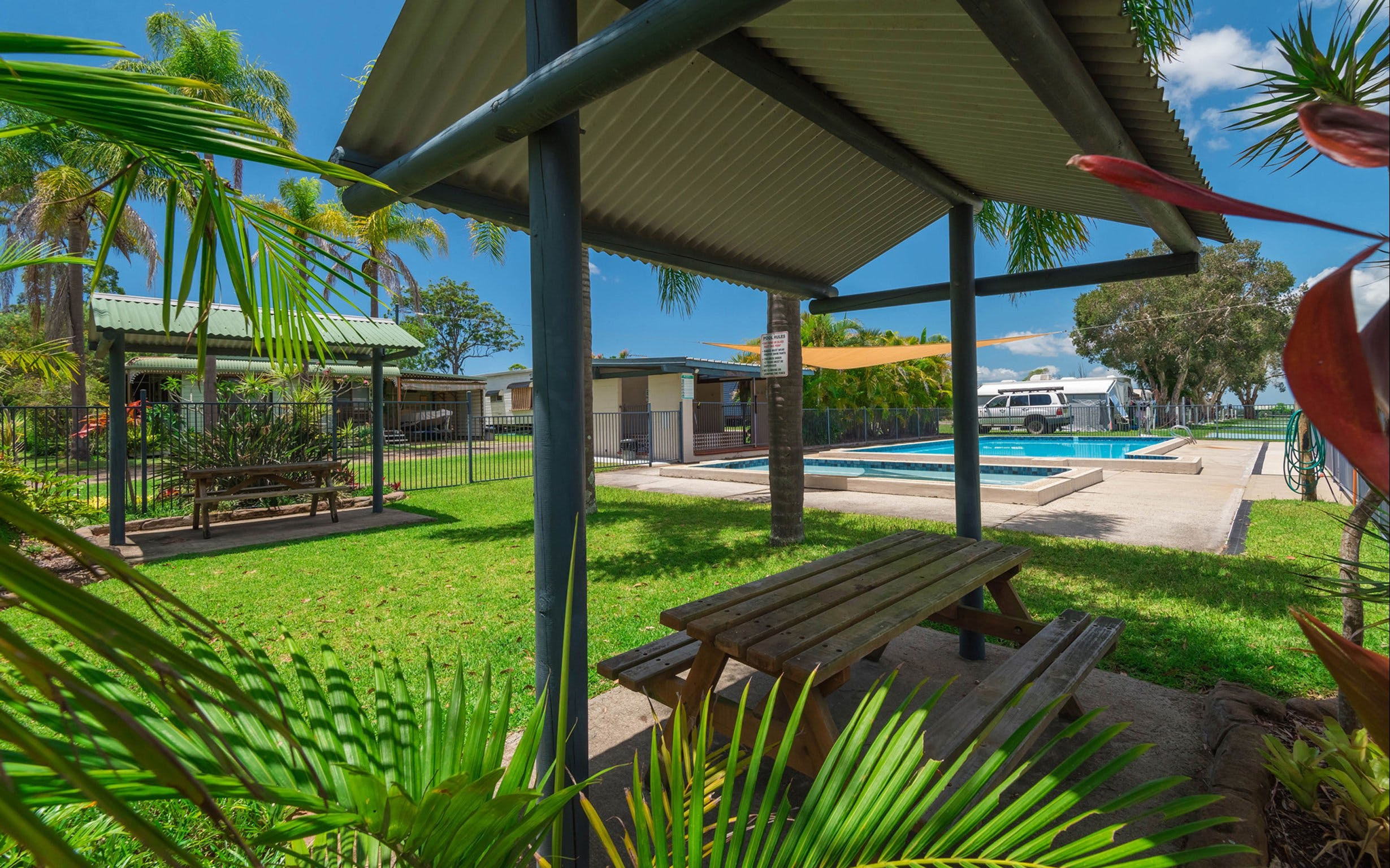 Bimbimbi Riverside Caravan Park - Accommodation Port Macquarie