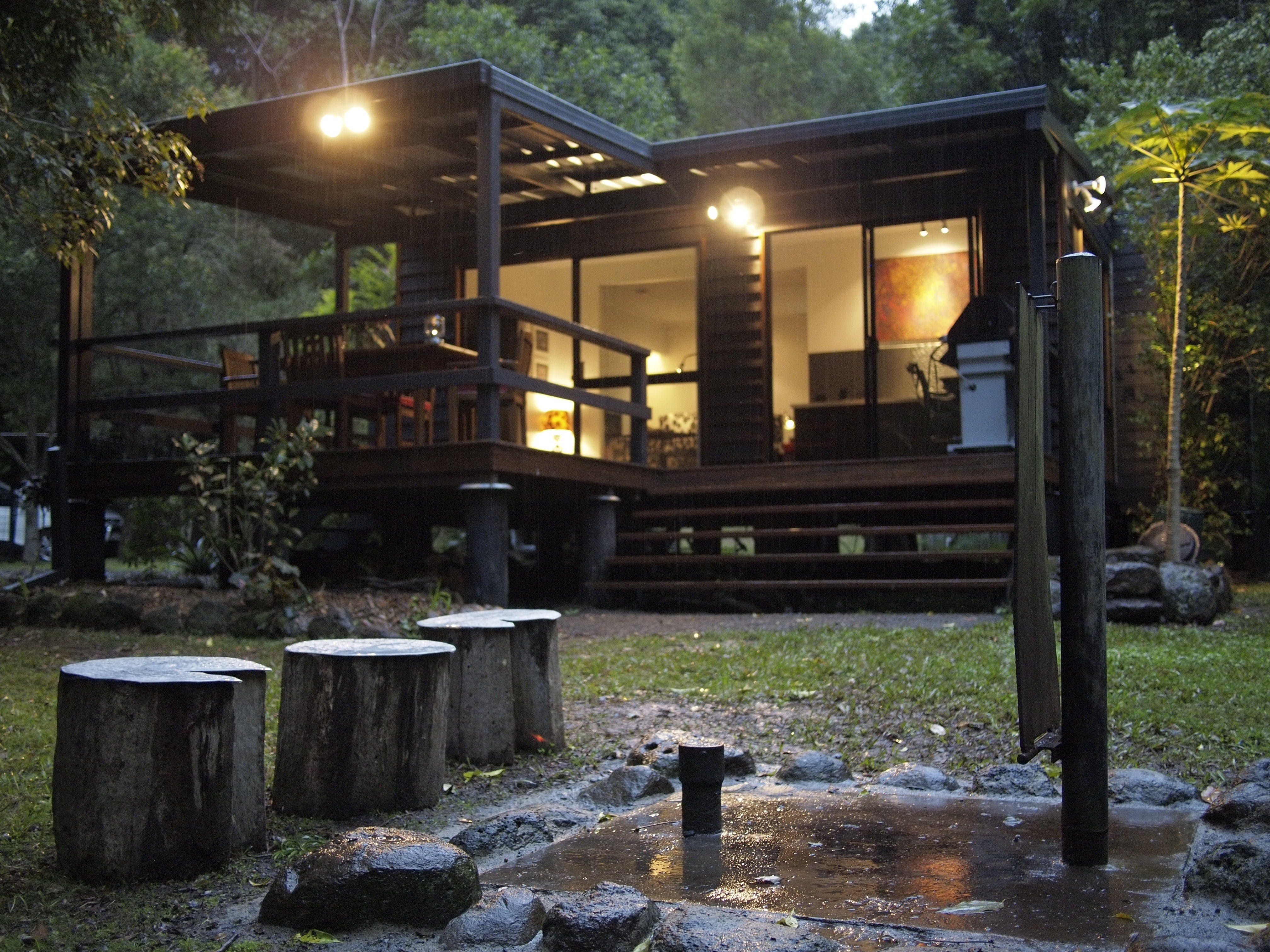 Wongari Eco Retreat - Accommodation Port Macquarie