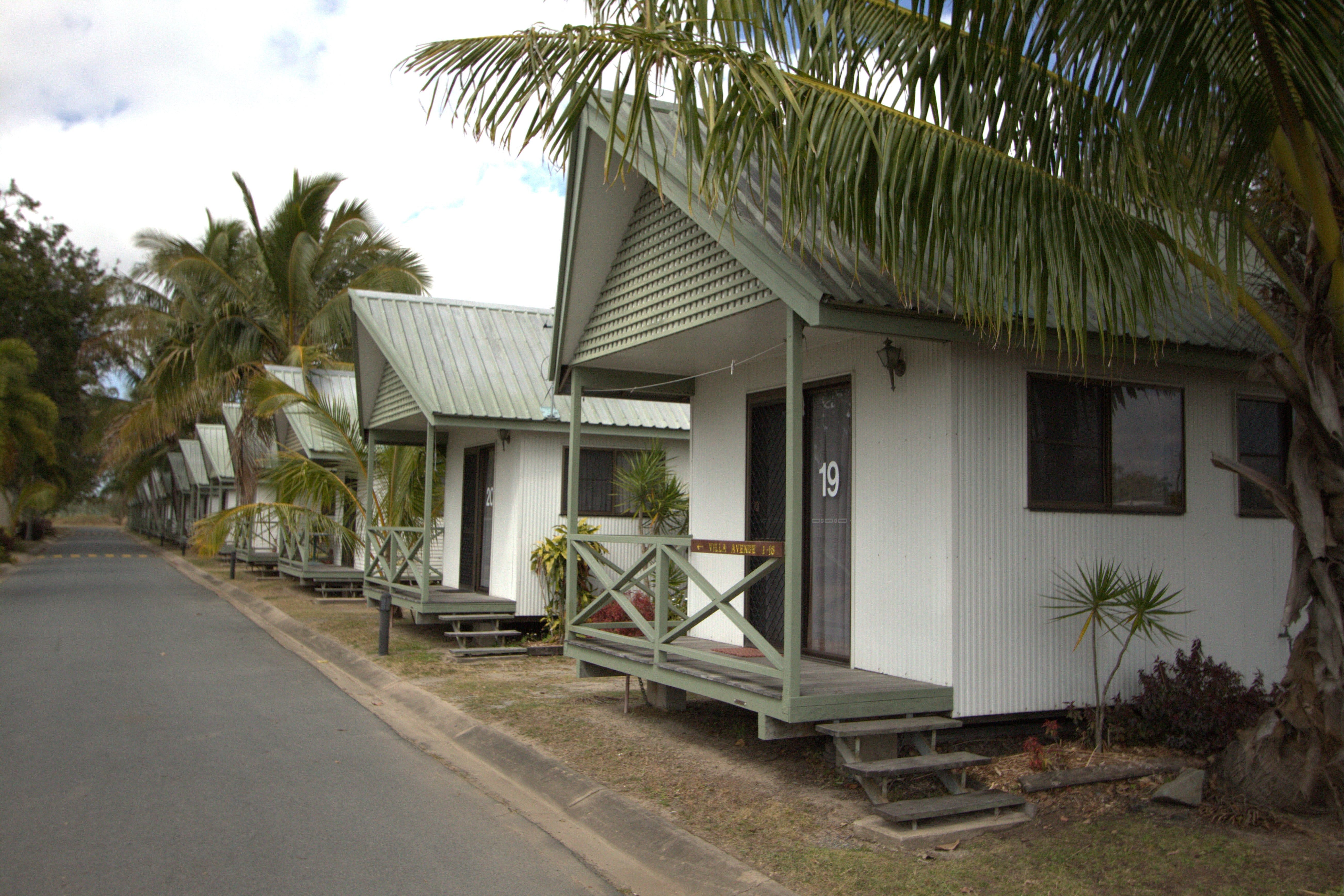 Central Tourist Park Mackay - Accommodation Port Macquarie