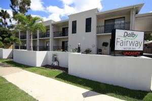 Dalby Fairway Motor Inn - Accommodation Port Macquarie