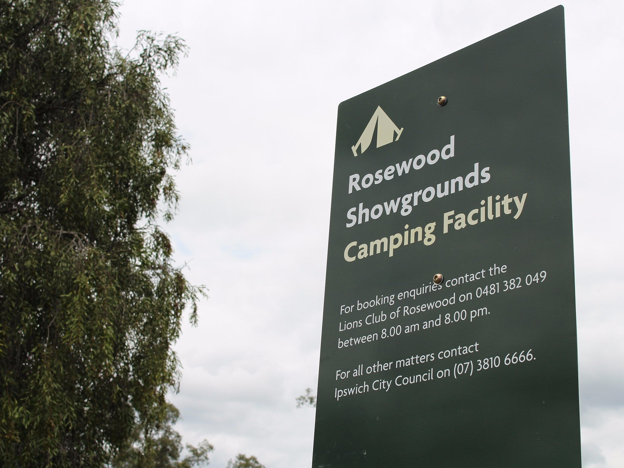 Rosewood Showgrounds Camping Facility - Accommodation Port Macquarie
