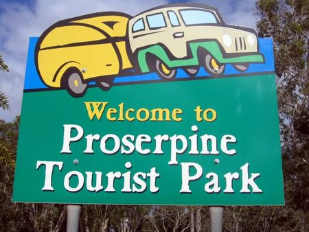 Proserpine Tourist Park - Accommodation Port Macquarie