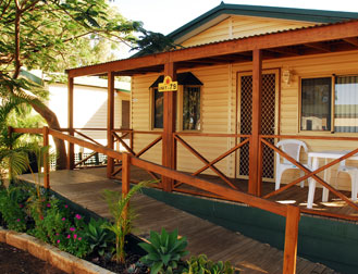 Wintersun Caravan  Tourist Park - Accommodation Port Macquarie