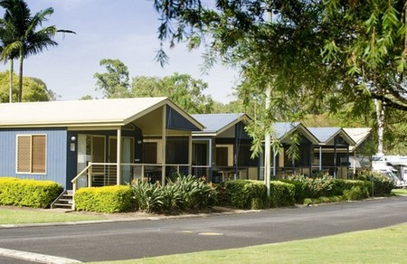 Ferry Reserve Holiday Park - Accommodation Port Macquarie