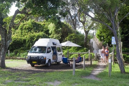 Scotts Head Holiday Park - Accommodation Port Macquarie