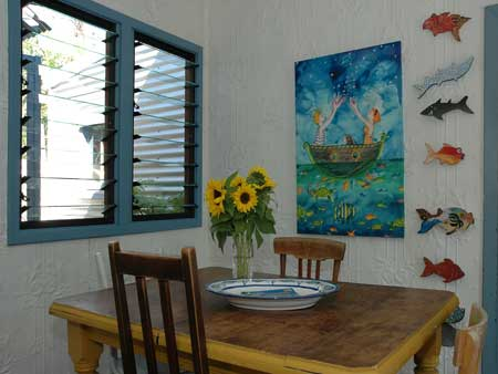 The Painted Fish - Accommodation Port Macquarie
