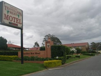 Hunter Valley Travellers Rest Motel - Accommodation Port Macquarie