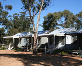 Moora Caravan and Chalet Park - Accommodation Port Macquarie