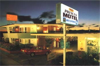 Princes Motel - Accommodation Port Macquarie