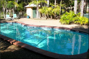 Rainbow Beach Holiday Village - Accommodation Port Macquarie