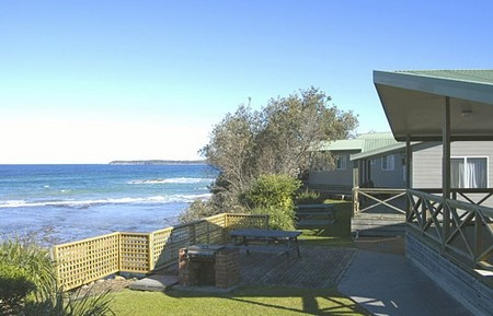 Berrara Beach Holiday Chalets - Accommodation Port Macquarie