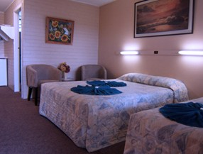 Whitsunday Palms Motel - Accommodation Port Macquarie