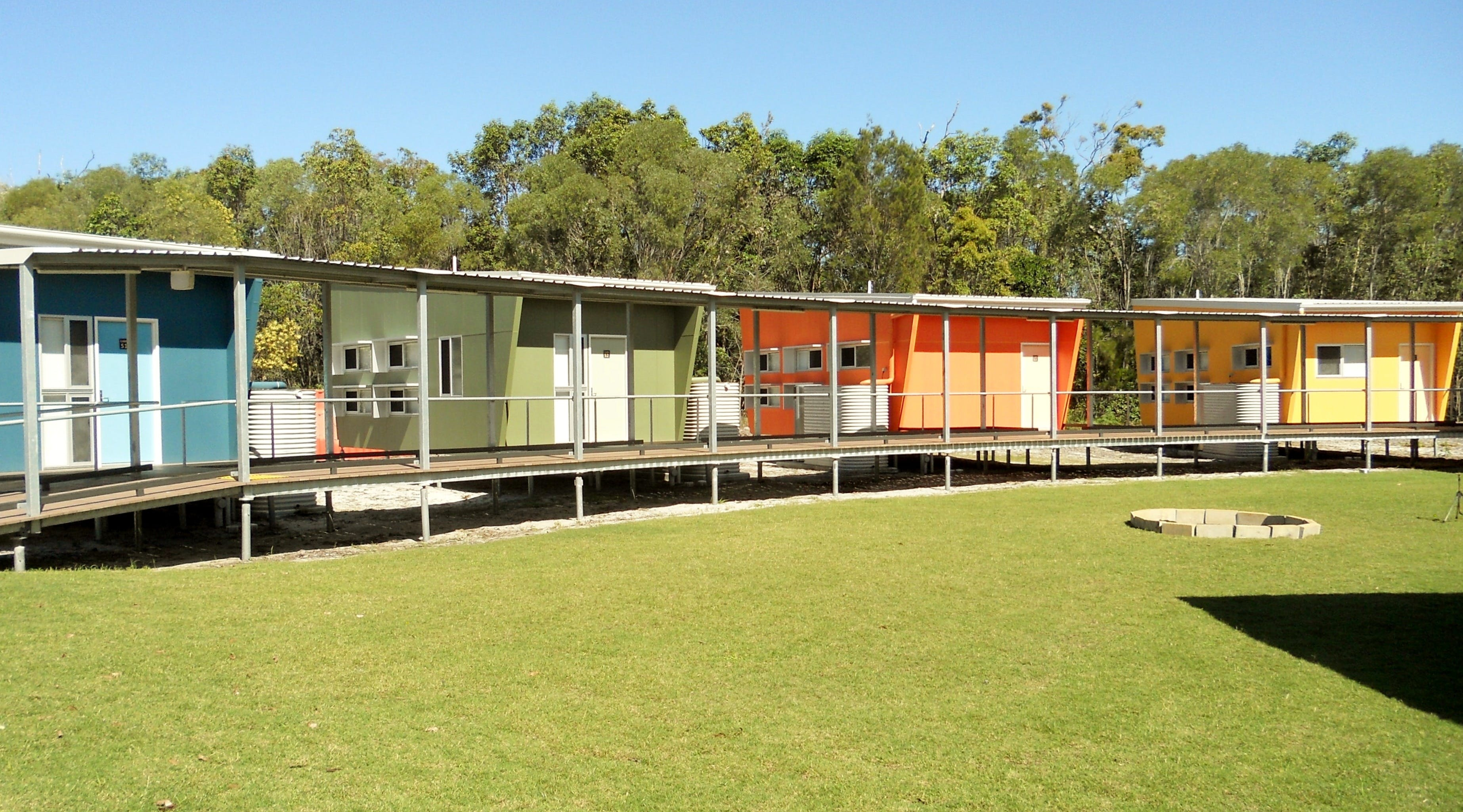 Bribie Island Retreat and Recreation Centre - Accommodation Port Macquarie