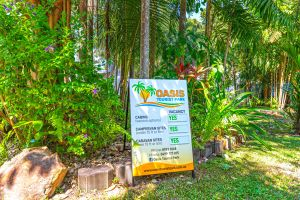 Oasis Tourist Park - Accommodation Port Macquarie