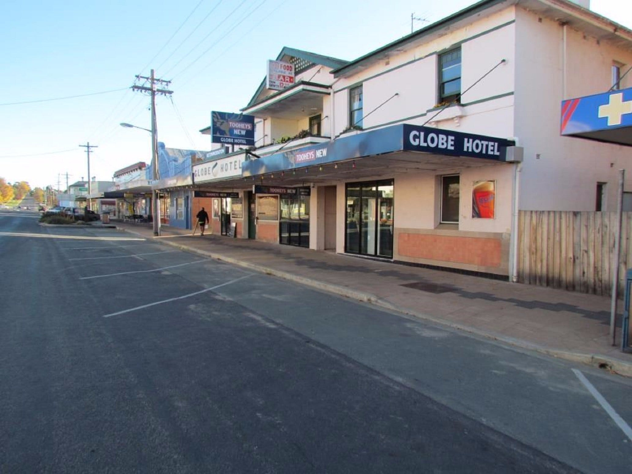 Globe Hotel Bombala - Accommodation Port Macquarie