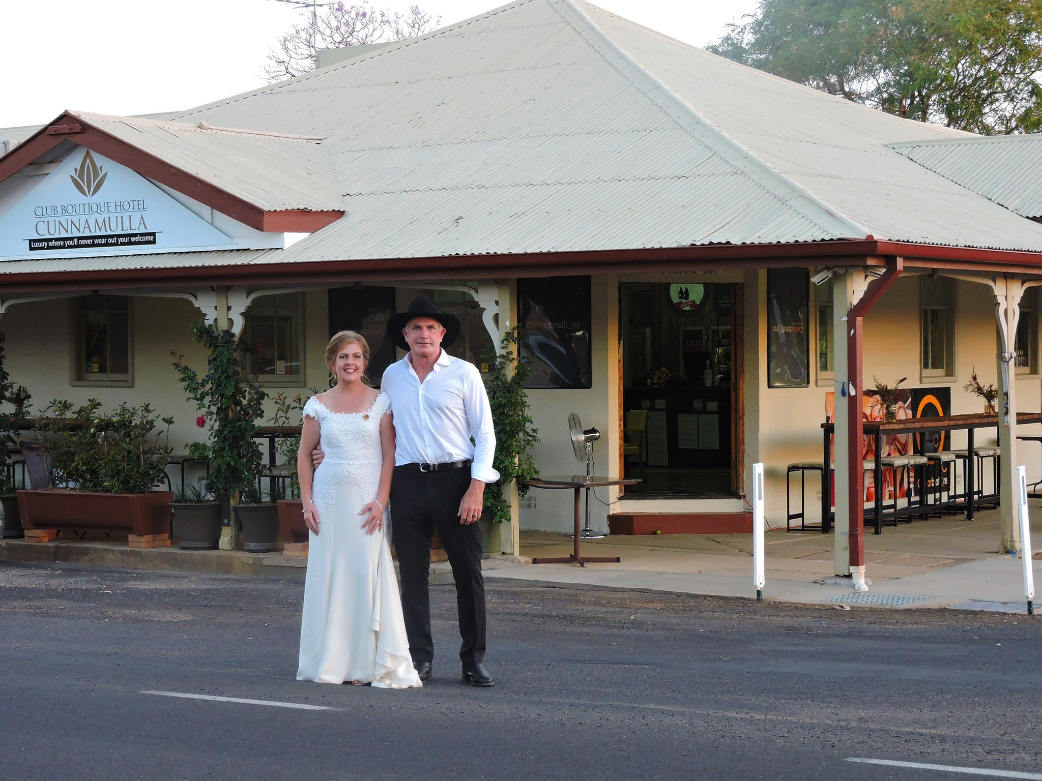 Club Boutique Hotel Cunnamulla - Accommodation Port Macquarie
