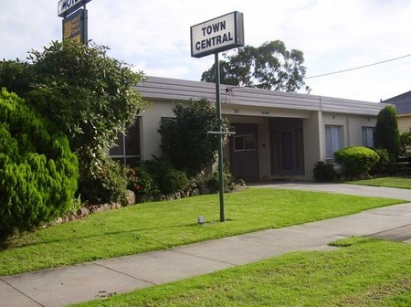 Bairnsdale Town Central Motel - Accommodation Port Macquarie