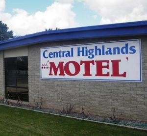 Central Highlands Motor Inn - Accommodation Port Macquarie
