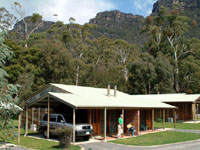 Halls Gap Log Cabins - Accommodation Port Macquarie