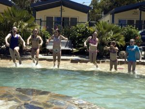 Torquay Holiday Park - Accommodation Port Macquarie
