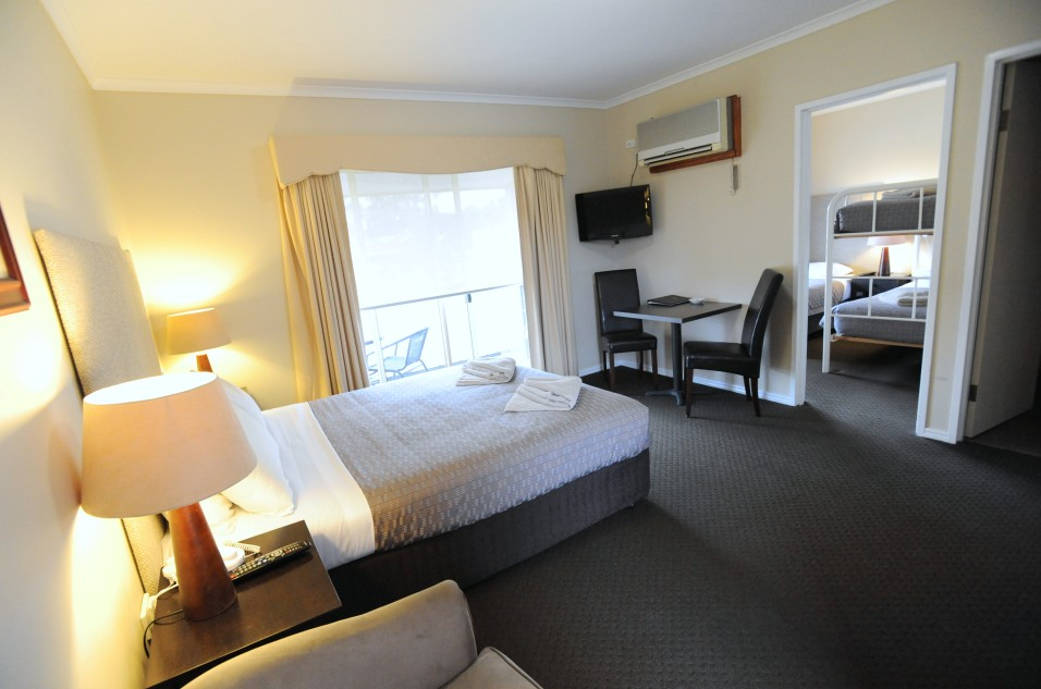 Ballarat Central City Motor Inn - Accommodation Port Macquarie