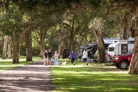 Beachfront Holiday Park - Accommodation Port Macquarie
