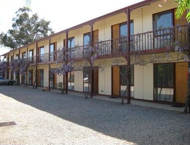 Central Motor Inn Wentworth - Accommodation Port Macquarie