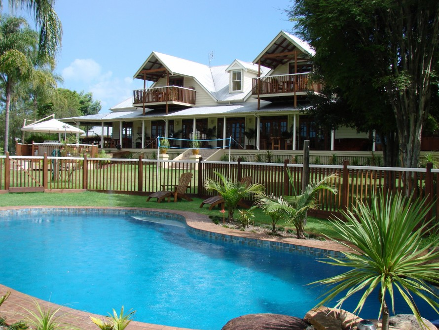 Clarence River Bed  Breakfast - Accommodation Port Macquarie