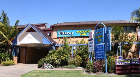 Fitzroy Motor Inn - Accommodation Port Macquarie