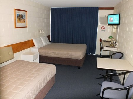 Central Motel - Accommodation Port Macquarie