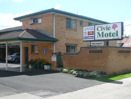 Civic Motel Grafton - Accommodation Port Macquarie