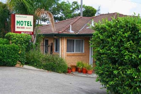Sutherland Motel - Accommodation Port Macquarie