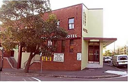 Forest Lodge Hotel - Accommodation Port Macquarie