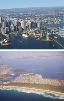 Sydney By Air - Accommodation Port Macquarie