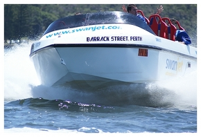 Swan Jet Adventures - Accommodation Port Macquarie