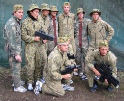 Challenge Paintball  Laser Skirmish - Accommodation Port Macquarie