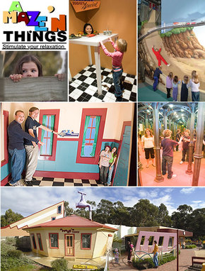 A Maze 'N Things - Accommodation Port Macquarie
