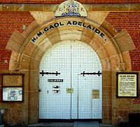Adelaide Gaol - Accommodation Port Macquarie
