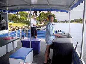 Tweed River House Boats - Accommodation Port Macquarie