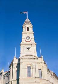 Fremantle Town Hall - Accommodation Port Macquarie