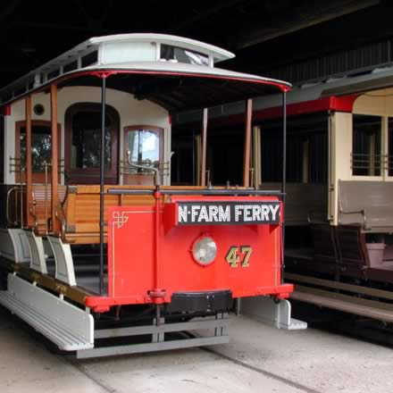 Brisbane Tramway Museum - Accommodation Port Macquarie