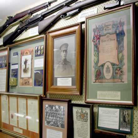 Queensland Military Memorial Museum - Accommodation Port Macquarie