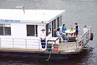 Clyde River Houseboats - Accommodation Port Macquarie