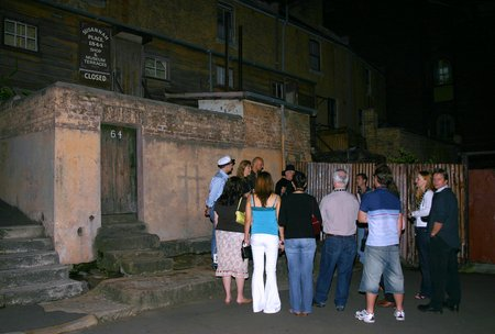 The Rocks Ghost Tours - Accommodation Port Macquarie