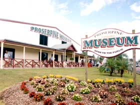 Proserpine Historical Museum - Accommodation Port Macquarie