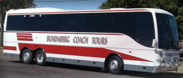 Bundaberg Coaches - Accommodation Port Macquarie