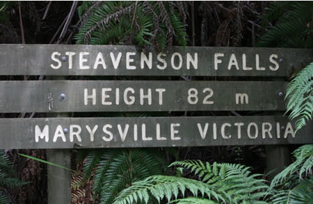 Stevensons Falls - Accommodation Port Macquarie