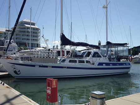 Coral Sea Dreaming Dive And Sail - Accommodation Port Macquarie