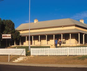 Irwin District Museum - Accommodation Port Macquarie
